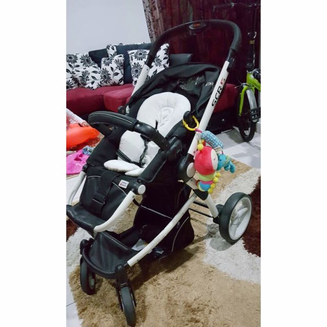 SCR 5 Stroller (Reserved With Depo)