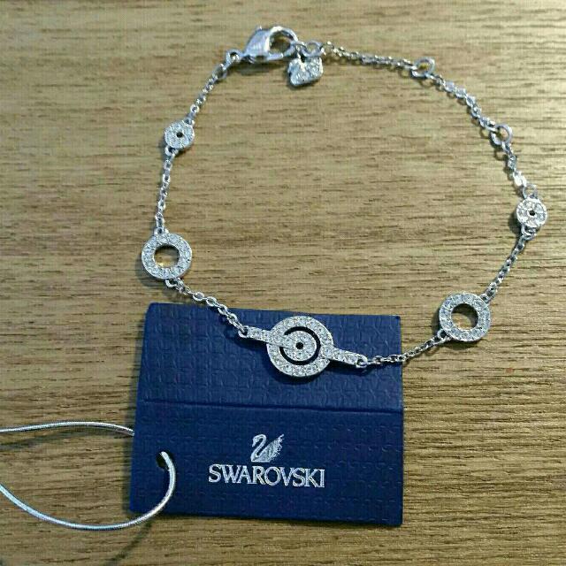 Swarovski Purity Bracelet - PERFECT condition!