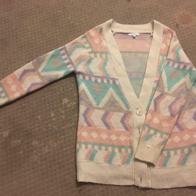 Valleygirl Knit Cardigan