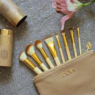 BNIP ZOEVA Bamboo Luxury Set (Authentic)