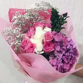Flower Hand Bouquet
