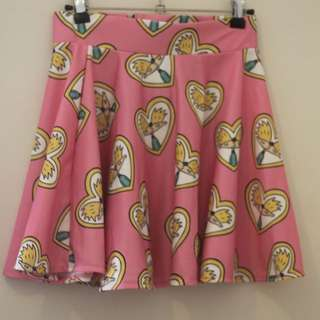 O Mighty Hey Arnold skirt M-L