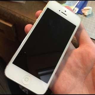 I Phone 5 便宜賣(暫售)