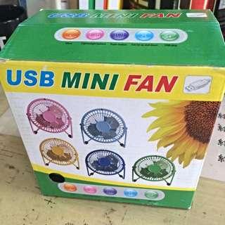 USB小風扇