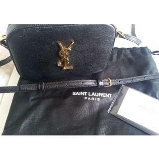 Saint Laurent Classic Monogramme Small Camera Bag