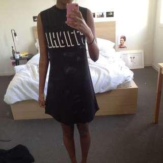 THRILLS muscle Baskeball Dress Size 6