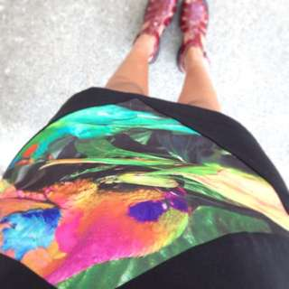 Cameo the label Parrot Skirt
