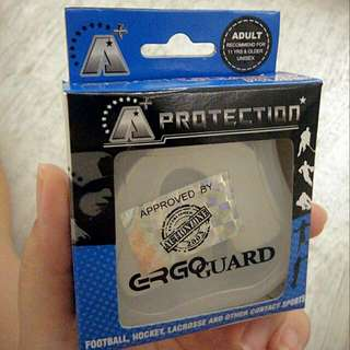 Mouth Guard brand new