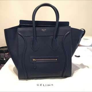 Price Reduced: Authentic Celine Luggage Tote