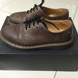 dr.martens四孔 皮鞋