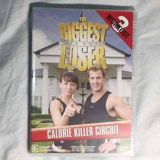 Exercise DVD - The Biggest Loser Calorie Killer Circuit
