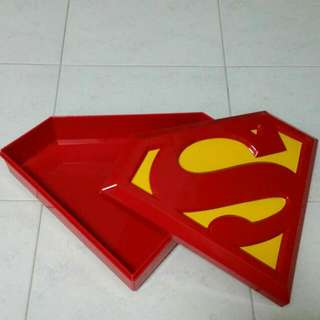 Superman storage Box