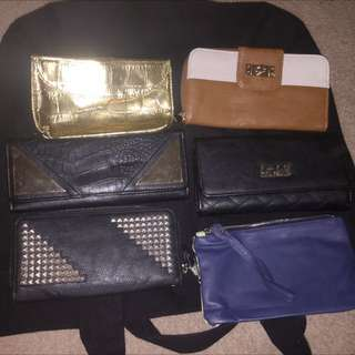 BUNDLE OF PURSES ALL FOR 5$