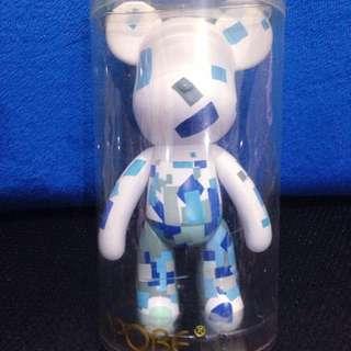 Bearbrick 100% 頑童玩具 熊