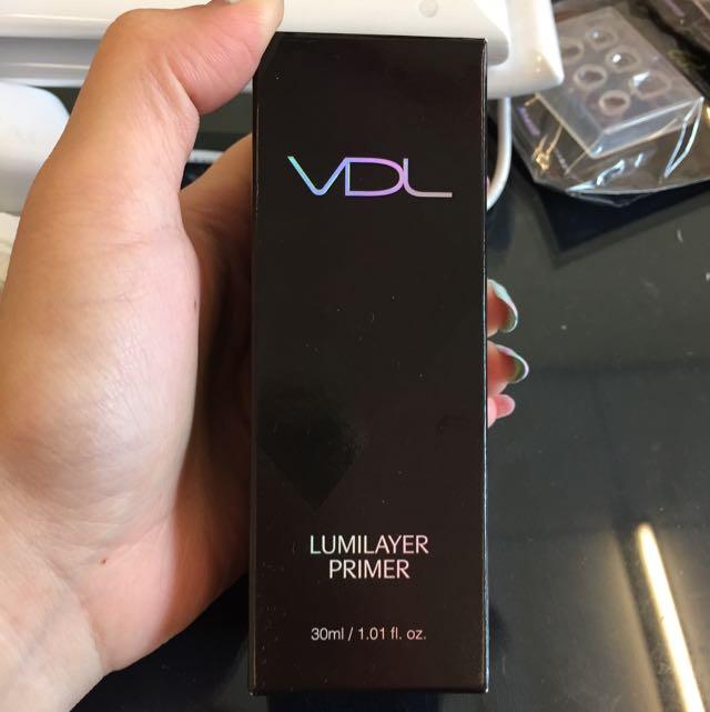 全新韓國帶回現貨1罐✨VDL貝殼光妝前乳