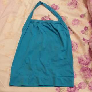 海水藍內搭衣