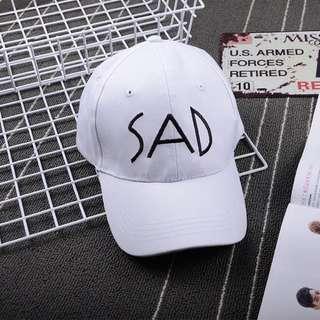 SAD字母老帽