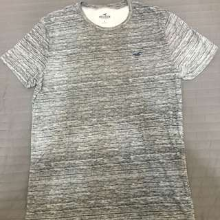 Hollister 短袖T恤 素T