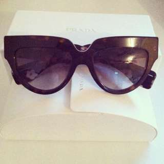 Prada Cateye Sunnies