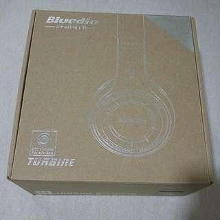 Bluetooth Headset (Bluedio Hurricane)