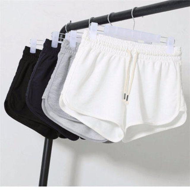 寬鬆運動短褲