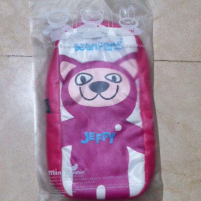 全新生活工場熊熊筆袋萬用袋