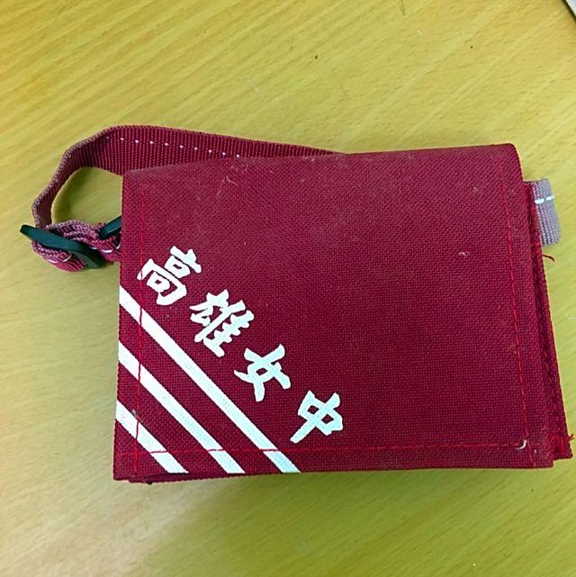 雄女小紅書包迷你版