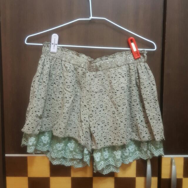 全新 女版 褲裙