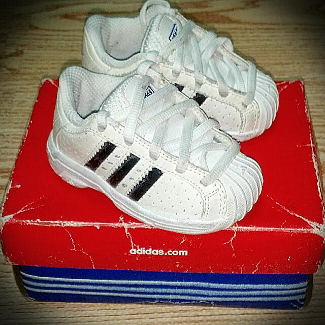 Adidas Superstar 2g 童鞋 嬰兒