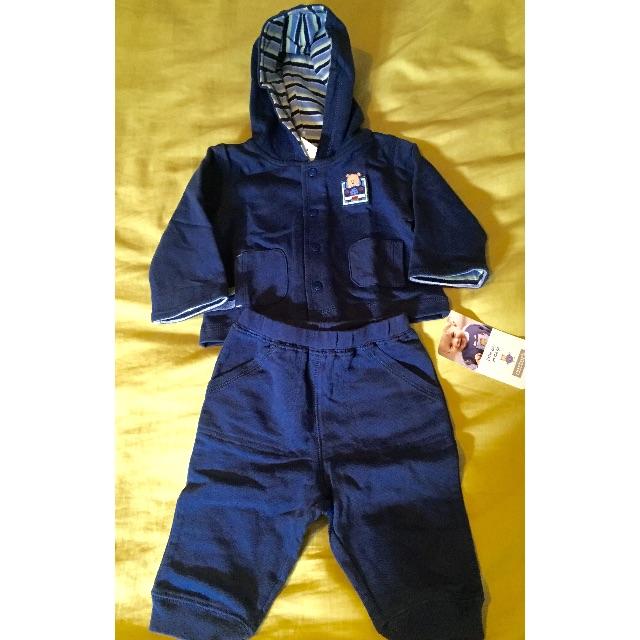 Baby Carter's hoodie jumper & pant set