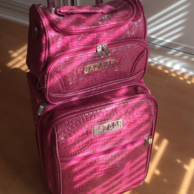 Bazaar Suitcase