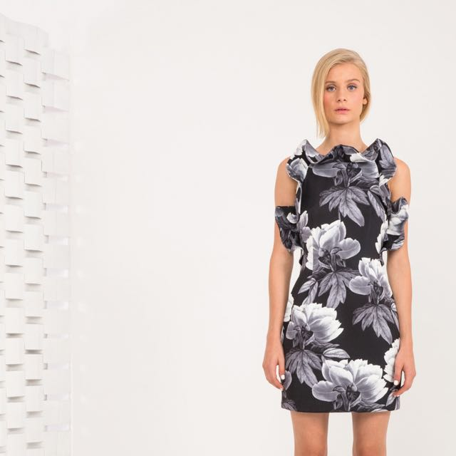 BNWT Keepsake Deep Down Dress (Inkwell)