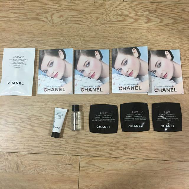 Chanel 香奈兒珍珠光感超淨白防曬妝前乳