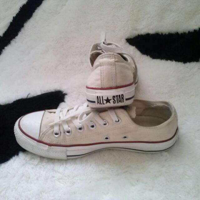 Converse Cream Low Original