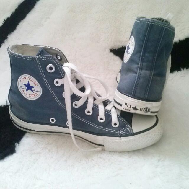 Converse High Navy Original