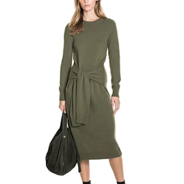 Country Road Tie Waist Dress