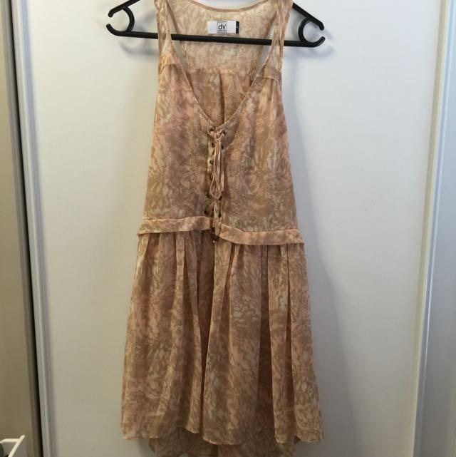 Dolce Vita Pastel Floral Dress
