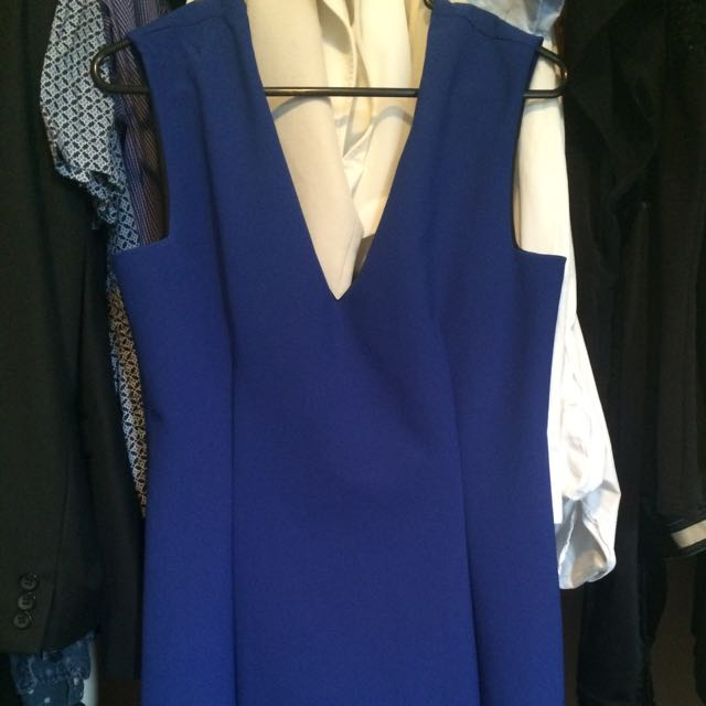 Dress Cobolt Blue