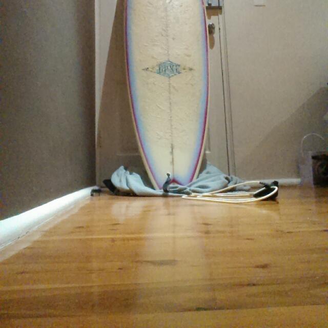 Duke Surfboard 6.10