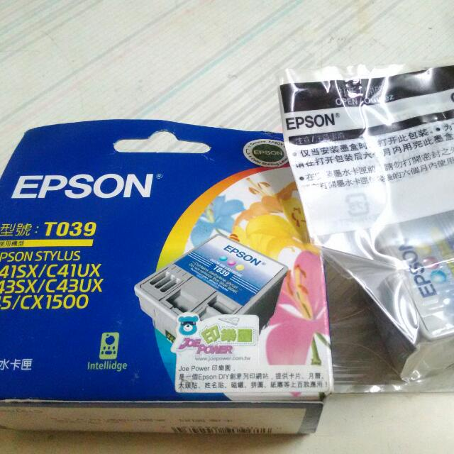 EPSON墨水匣