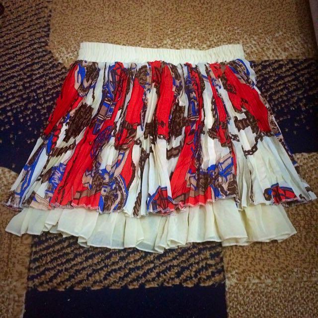 Hermes Skirt Hk