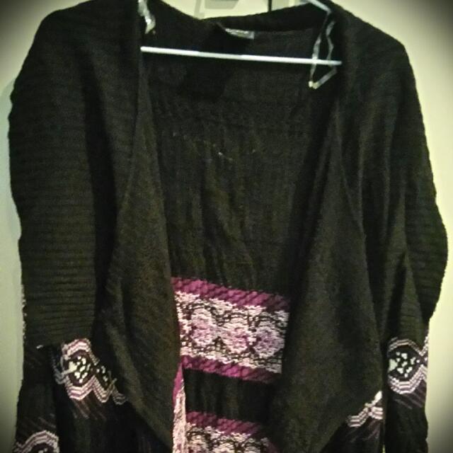 Jeanswest Knit Cardi L