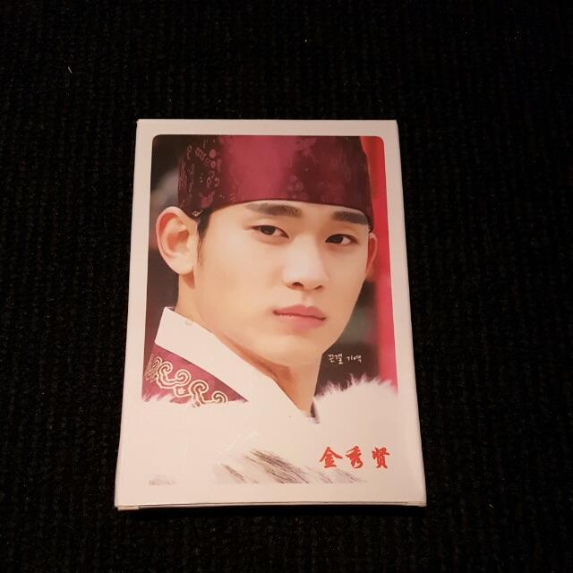 Kim Soo Huyn Postcards