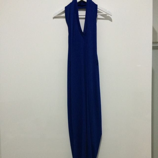 Lanvin Jumpsuit In Royal Blue