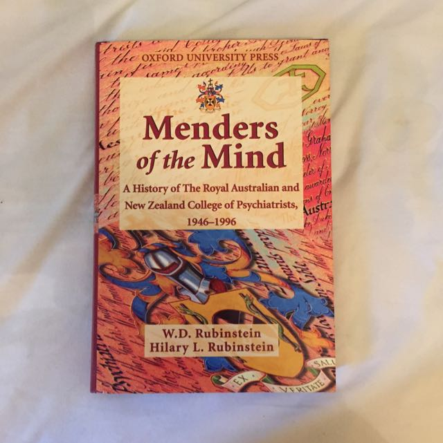 Menders Of The Mind