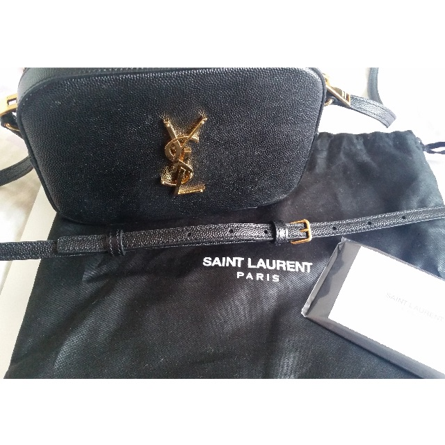 Saint Laurent Classic Monogramme Small Camera Bag