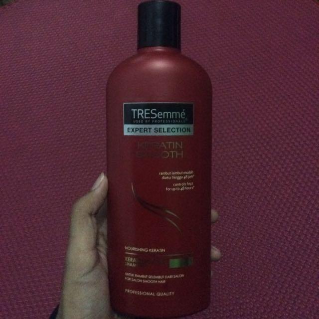Shampoo Tresemme Keratin Smooth 340ml