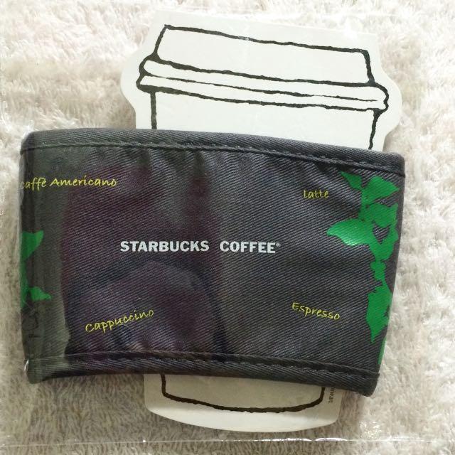 Starbucks 熱活隔熱套
