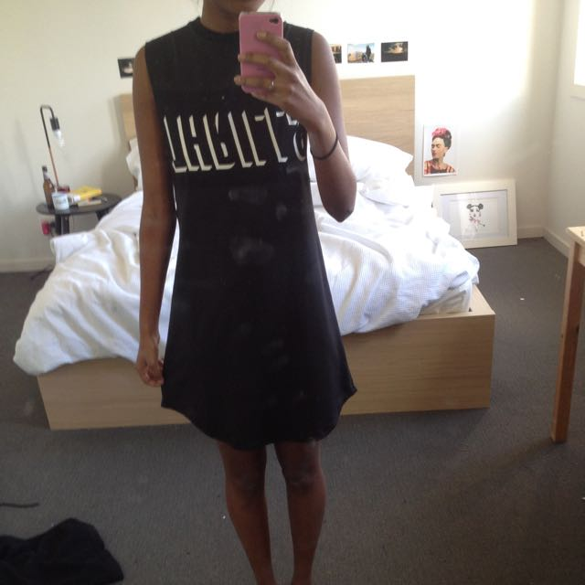 THRILLS muscle Baskeball Dress Size 6