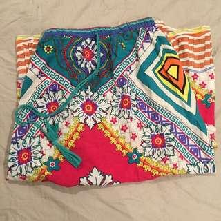 Living Doll Maxi Skirt